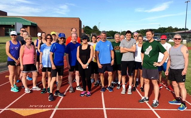 Orange Runners Club - Track Workouts
